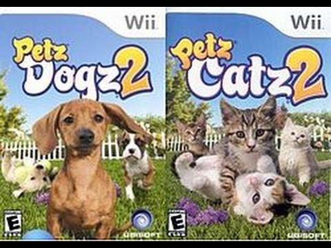 Petz Dogz 2/Petz Catz 2 Intro Movie Music Musica