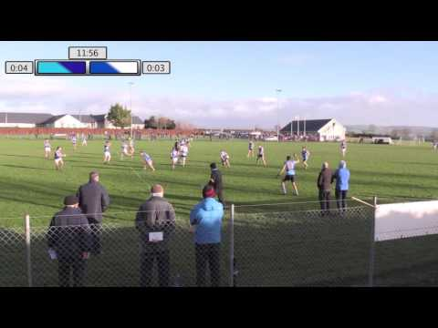 UCD VS Laois O Byrne Cup