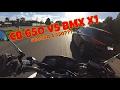 CB 650 VS BMW X1 S20i ACTIVE FLEX 2.0 (231CV) (APENAS UMA ARRANCADA)