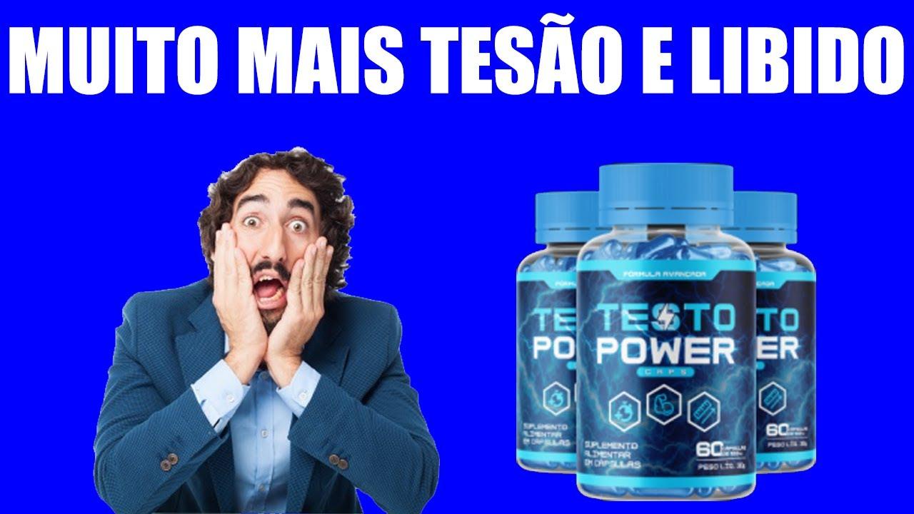 testo power capsule