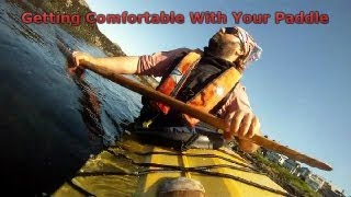 Learning To Kayak-how To Get Comfortable With Your Greenland Paddle