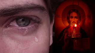 Наиван је онај ко мисли да се пут којим се иде за Христом може проћи без суза