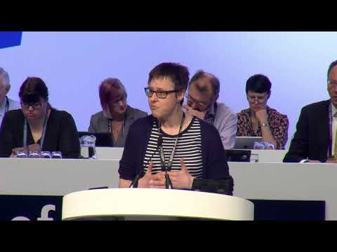 Conference 2018 speech on Ofsted and the hijab