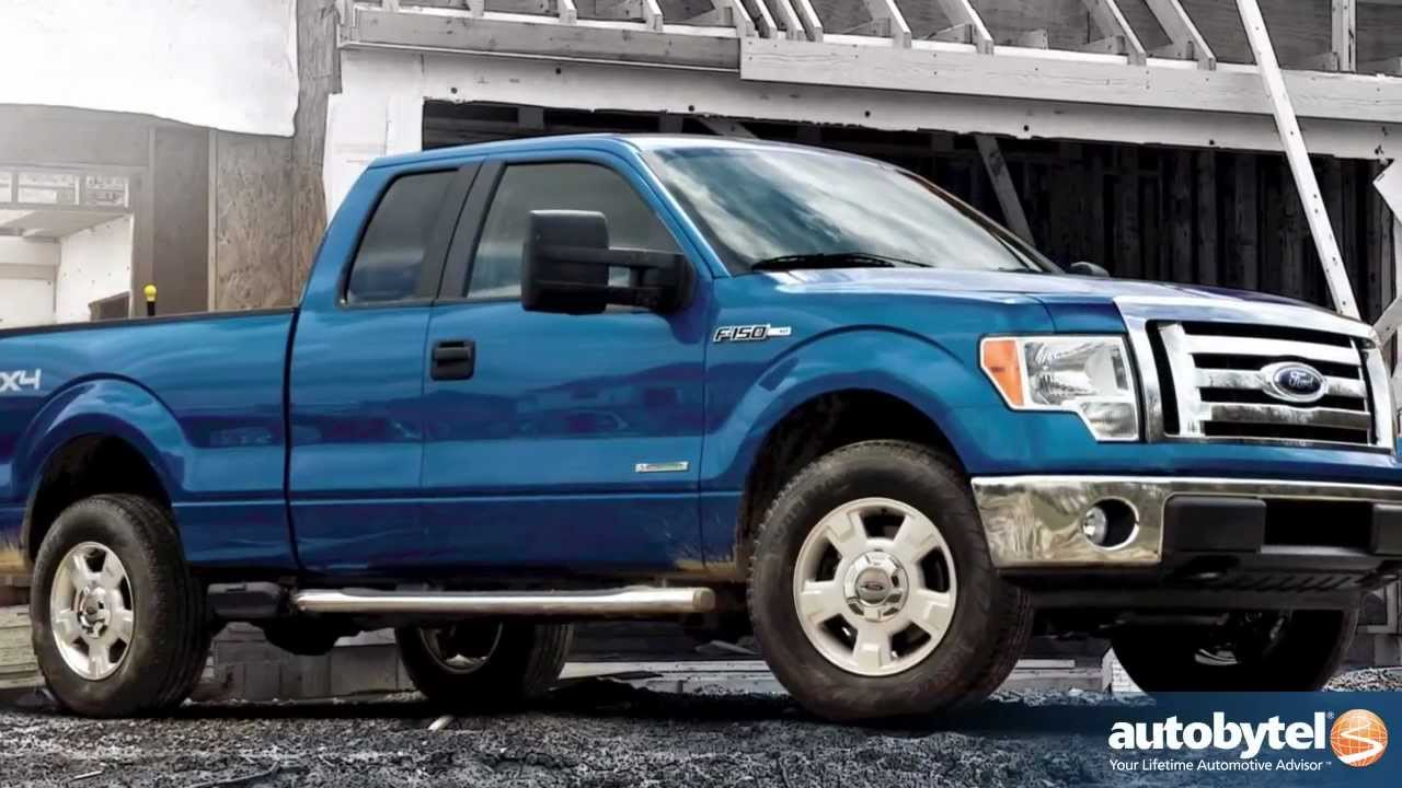 2012 ford f 150 test drive truck review youtube. Black Bedroom Furniture Sets. Home Design Ideas