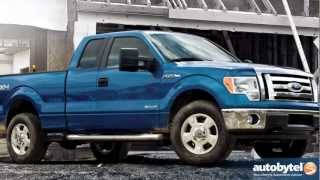 2012 Ford F-150 Test Drive & Truck Review