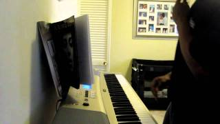 piano cover chris brown no bs bullsh t all right