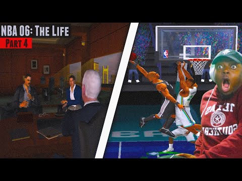 NBA 06 The Life: We might get suspended! Part 4