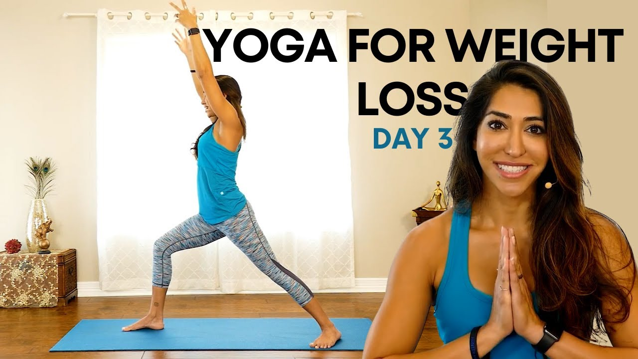 Beginners Yoga for Weight Loss | Day 3 | Get your Body Back Series with Myra Shaikh