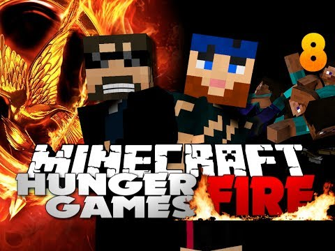 Minecraft Hunger Games Catching Fire 8