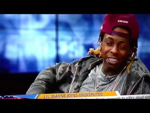 Lil Wayne is voting for Trump. Breaking news. He denounces racism.
