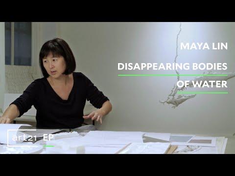 Maya Lin Examines Disappearing Bodies of Water