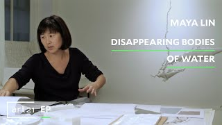 "Maya Lin: Disappearing Bodies of Water | ""Exclusive"" 