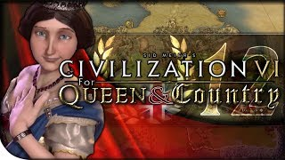 Recovery | Civilization VI — For Queen & Country 12 | Play Europe Again King
