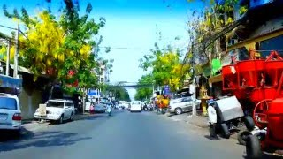 Download Asian Travel - Phnom Pen Streets On A Sunny Day - Youtube
