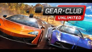 GEAR CLUB 2 UNLIMITED LANCAMENTO NINTENDO SWITCH GAMEPLAY