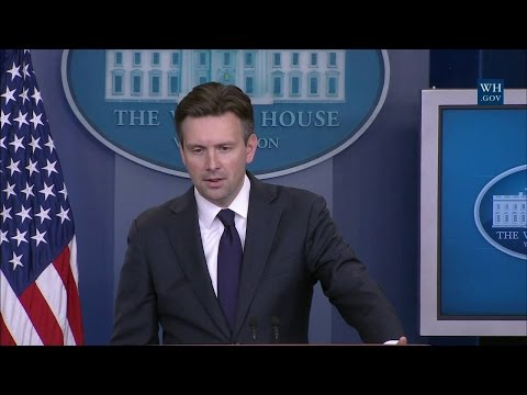 7/28/16: White House Press Briefing