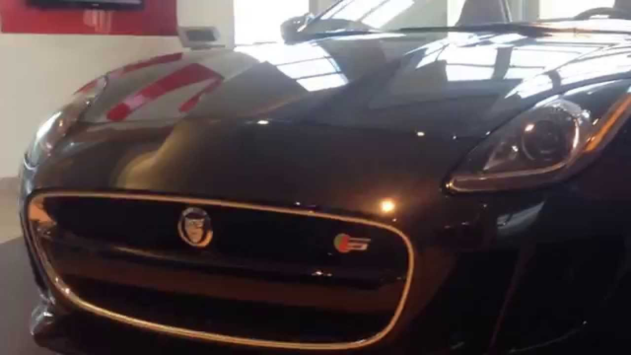 Exterior walkaround 2 2014 jaguar f type s cabrio for Baker motors jaguar charleston sc