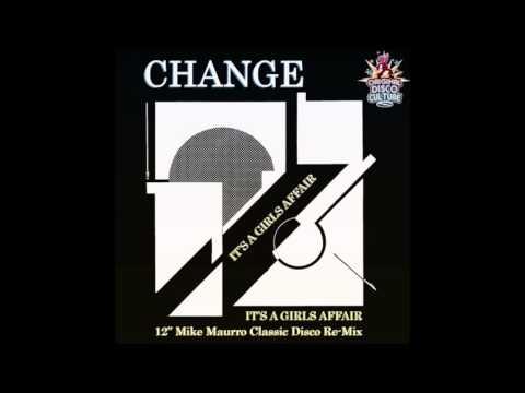 Change - A Girls Affair - A Mike Maurro Mix