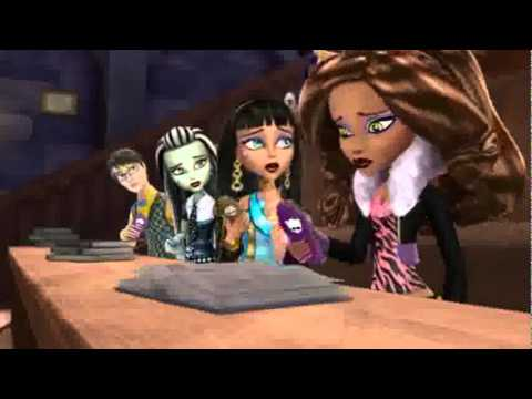 Monster High™ Why Do Ghouls Fall in Love - Nickelodeon Special Travel Video