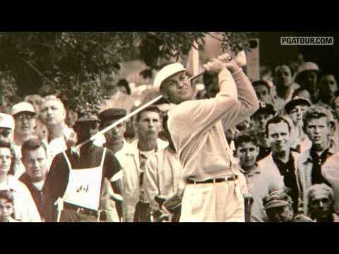 World Golf Hall of Fame - Larry Nelson on Ben Hogan