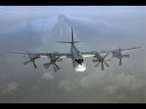 Russian Nuke Bombers Intercepted Near Alaska Again