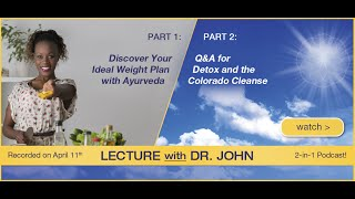 Discover Your Ideal Weight Plan With Ayurveda - John Douillard's Lifespa