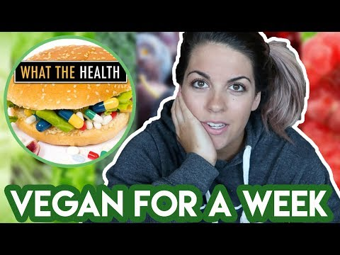 I Tried Going Vegan For A Week