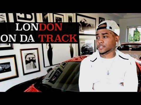 London On Da Track Makes A Beat