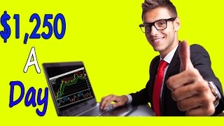 #Hot Binary Options - Make $1,250 Per Day With FREE Auto Trading Software