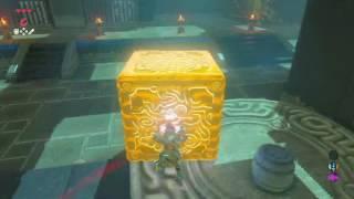《薩爾達傳說 荒野之息》 》キュ・ラムヒの祠  《磁鐵天秤神廟 》Qua Raym Shrine