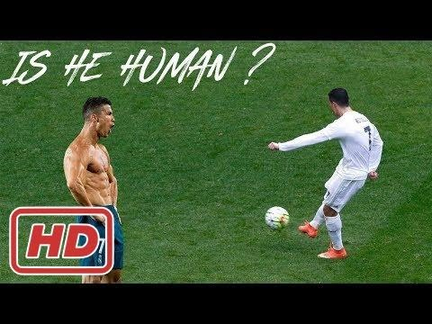 Cristiano Ronaldo - Top 10 Unimaginable Free-Kick Goals -  Is He Human?[ Johanna Wagner ]