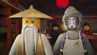 A Beautiful Friendship - LEGO NINJAGO - Wu's Teas Episode 20