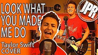 LOOK WHAT YOU MADE ME DO - @Taylor Swift - MALE COVER!