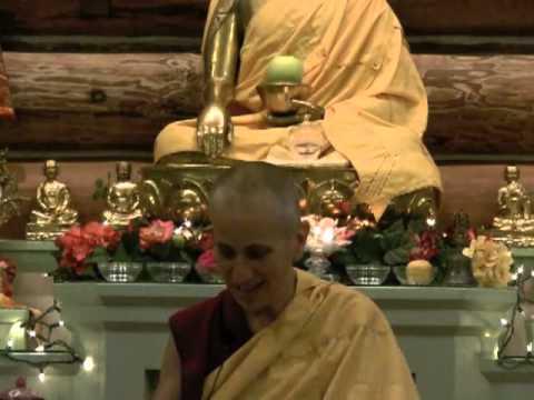 October 2009 Praising Great Compassion Retreat #6
