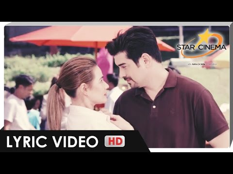 LYRIC VIDEO | 'Afraid For Love To Fade' featuring Ian Veneracion and Bea Alonzo