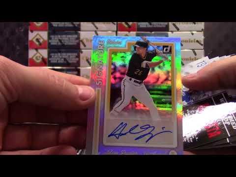 2017/18 Panini Chronicles Baseball 16 Box 'Random Teams' GB Part 1/2
