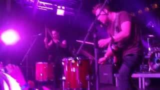 Killerpilze - Rockafeller Skank + A.W.I.T.M., Munich 21.12.2013.