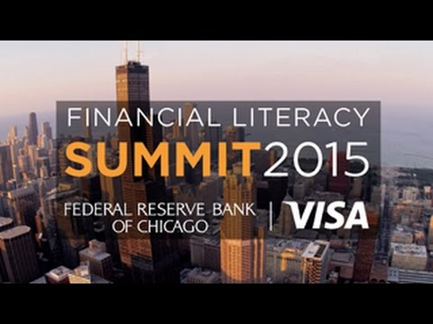 Visa Inc. Co-hosts 9th Annual Financial Literacy Summit with Chicago Fed