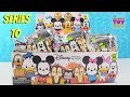 Disney Series 10 Figural Keyring Full Box Blind Bag Toy Review Opening   PSToyReviews