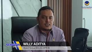 Willy Aditya RUU PPRT