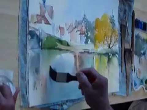 Reflets Dans LEau  Youtube