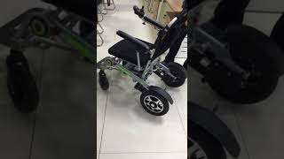 Airwheel H3S Electric Wheelchair - Smartphone Remote Control