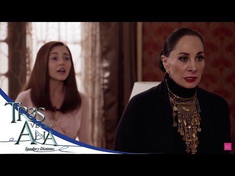 ¡Ernestina cachetea a Ana Leticia! - Tres veces Ana