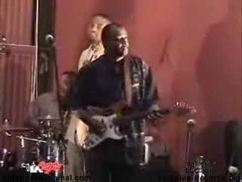 Reggie C - Live Performance