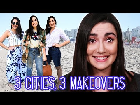 I Got A Makeover In 3 Different U.S. Cities