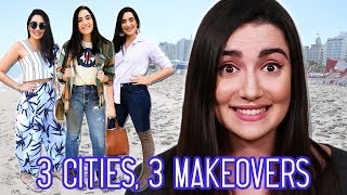 I Got A Makeover In 3 Different U S Cities