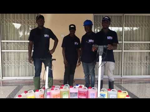 Grundy Hygiene Ghana, Cleaning Services