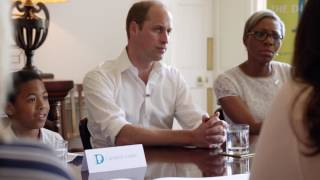 HRH Duke of Cambridge #StandUpToBullying Video Message