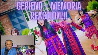 GFriend -  Memoria (Reaction) 여자 친구 기억