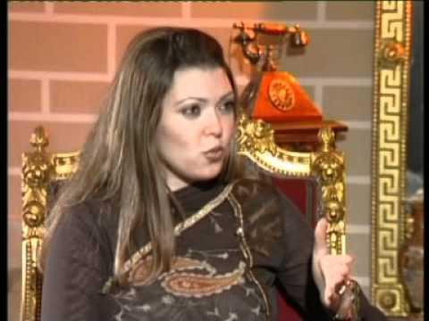Omar Bashir.interview Al Nhreen Tv. Cairo 2007 Part 1